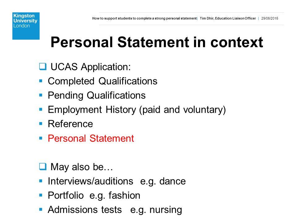 Nursing Personal Statement Writing   Guaranteed Admission
