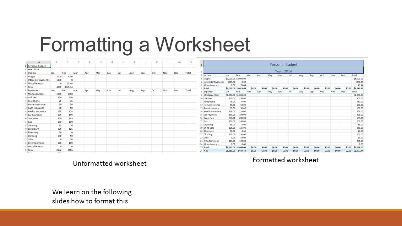 personal budget exercise excel Personal budget planning project copy and paste as many spreadsheets straight from excel into powerpoint as possible after i receive and view all your work.