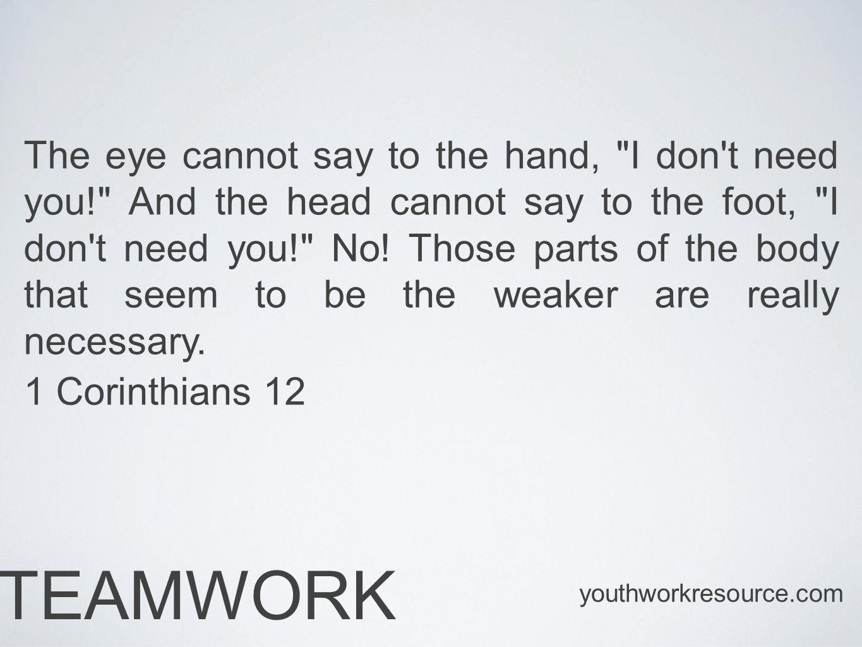 teamwork youthworkresource com teamwork what different examples 5 teamwork