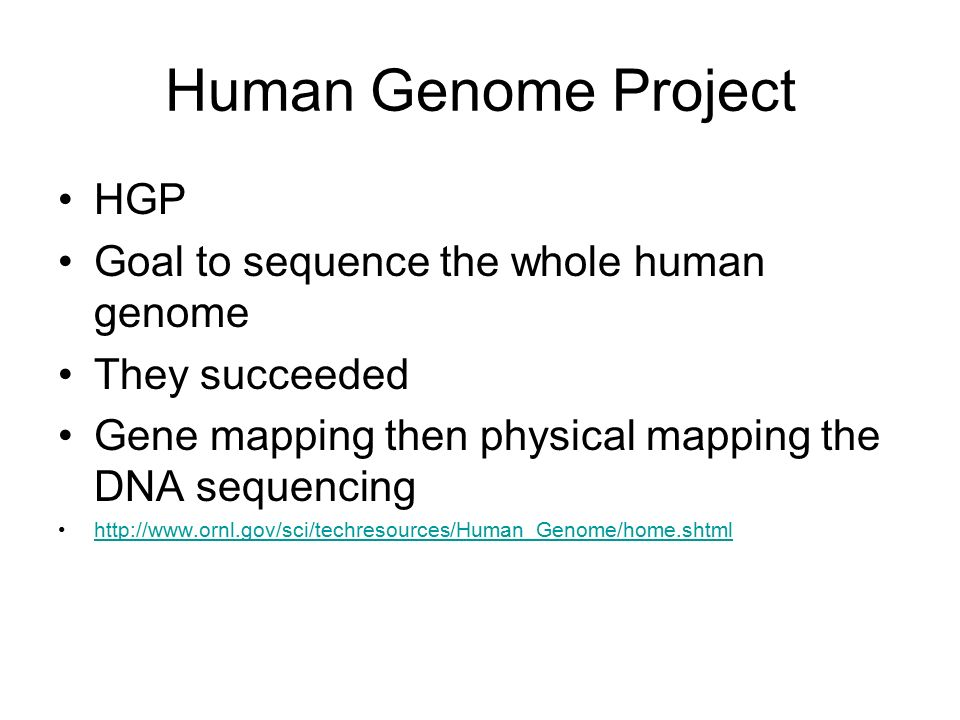 gene mapping problems