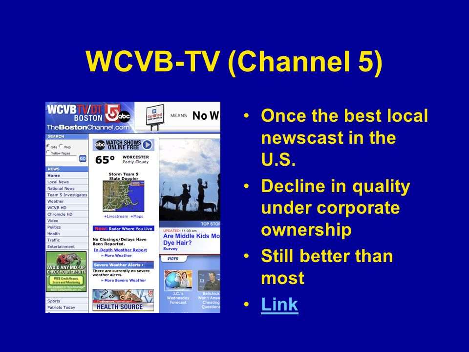 local news a whirlwind tour of boston s media scene ppt download