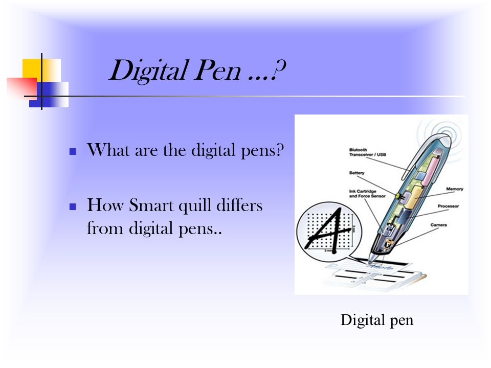 What is the history of the pen?