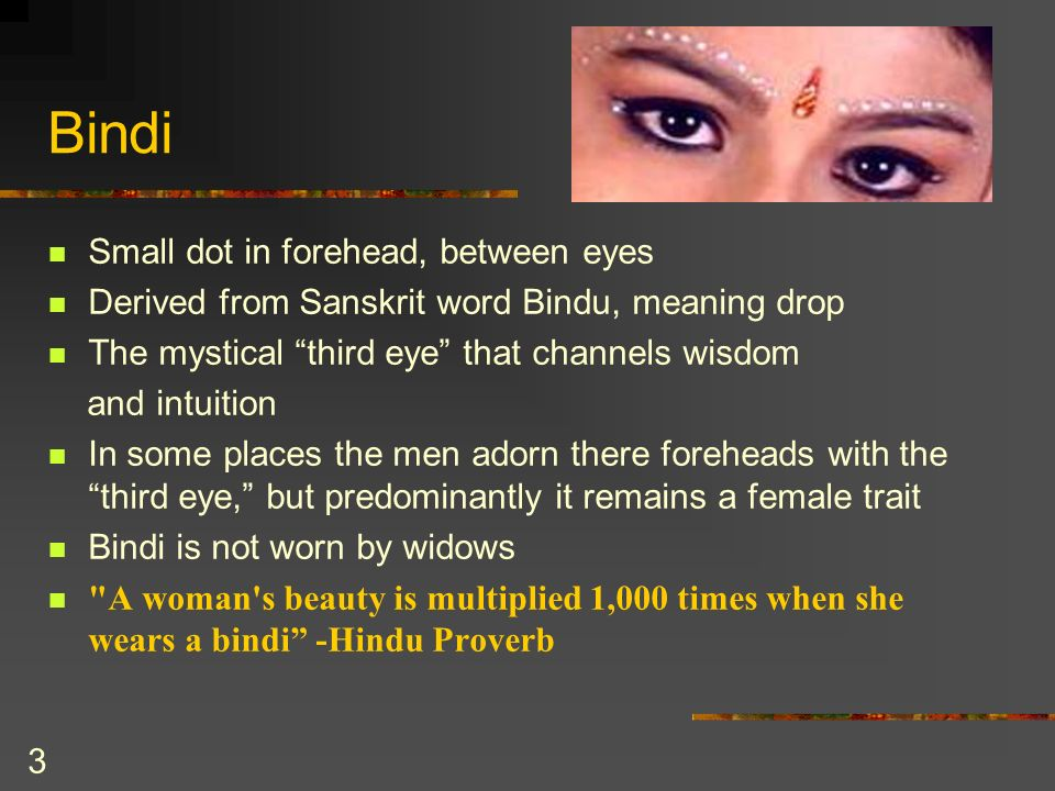 1 Ornamentation How Important It Is To An Indian Woman… - ppt download