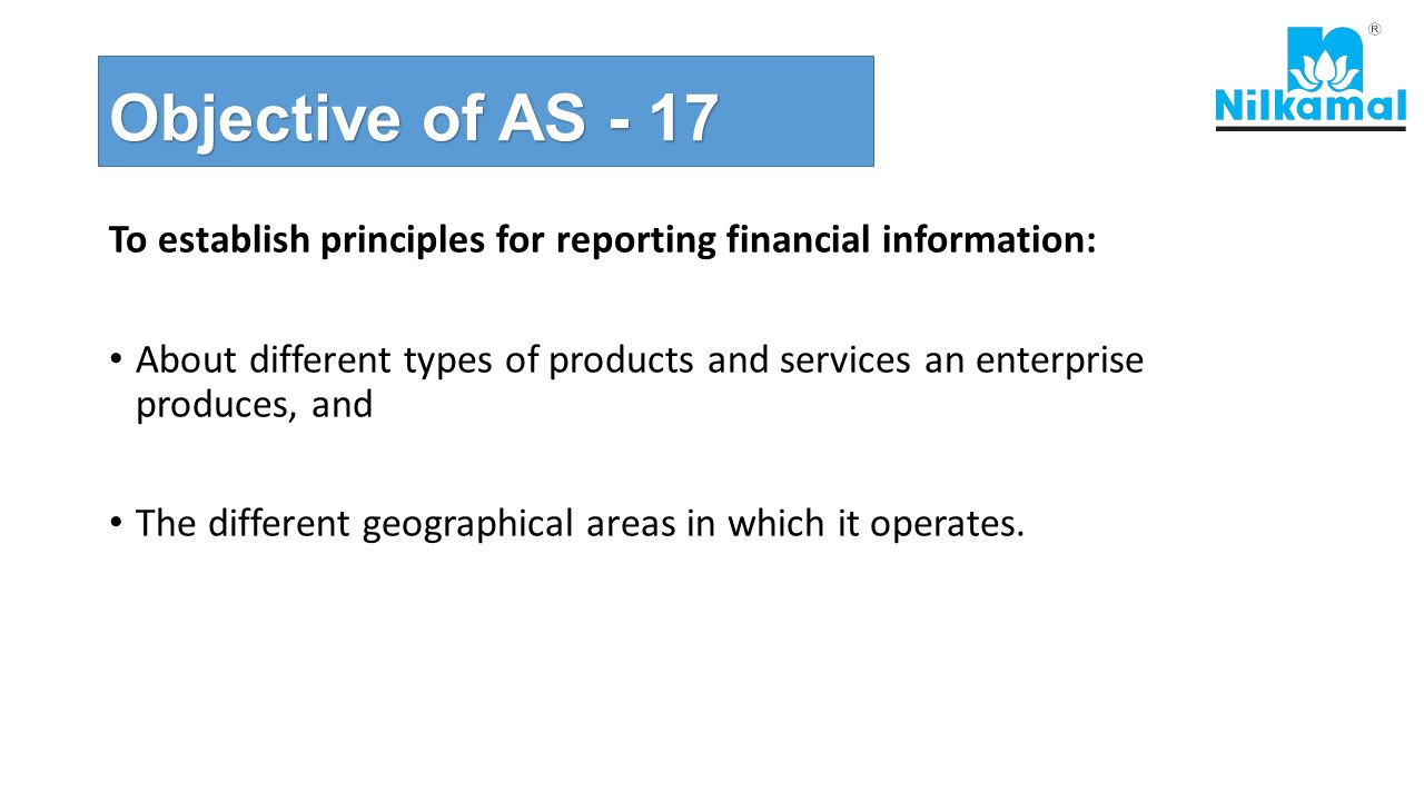 accounting standard 17 International accounting standard 17 (ias 17): leases • 3 schedules, which means establishing a system to identify each lease separately as part of.