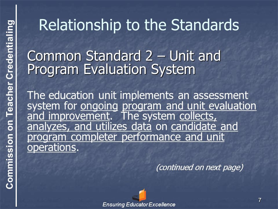 Commission on Teacher Credentialing Ensuring Educator Excellence 28 How will Biennial Reports be Reviewed.