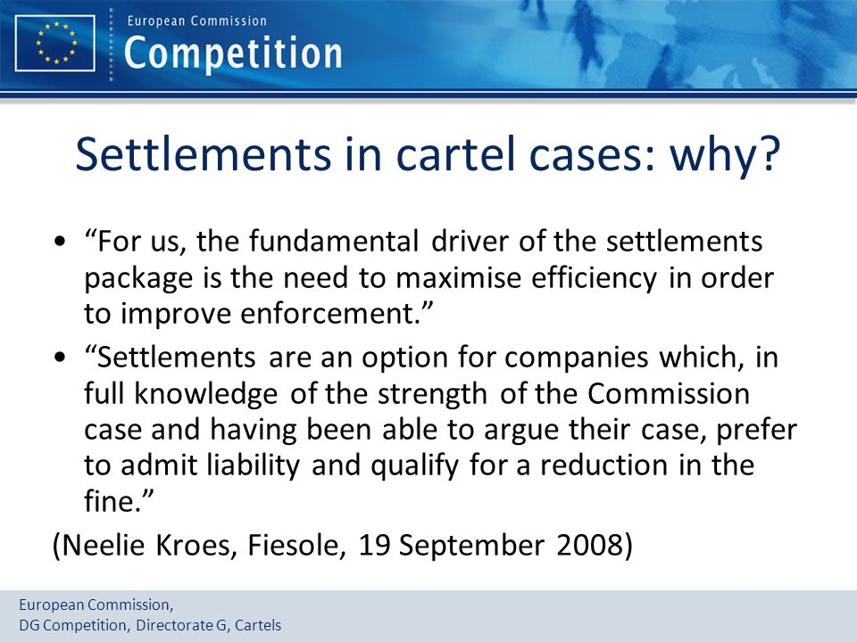 slide_5 european commission, dg competition, directorate g, cartels wire harness cartel at bayanpartner.co