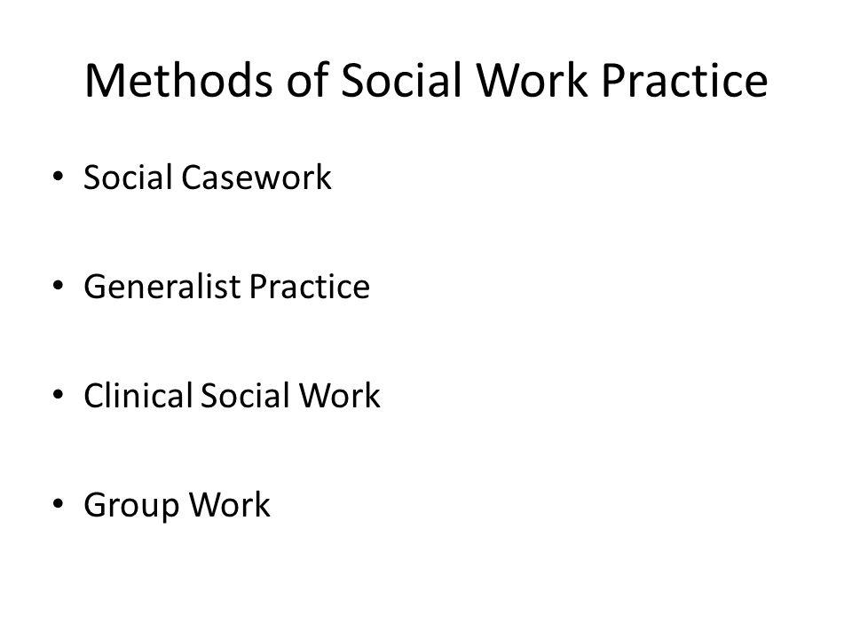 generalist practice in social work essay Adolescent pregnancy as a social problem historical and sociological essays on the generalist practice and advanced generalist practice group work.