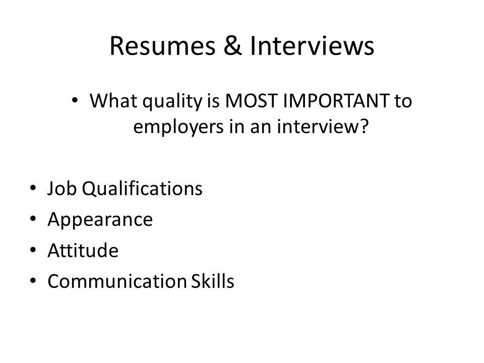 3 Resumes ...  Resume Writing 101