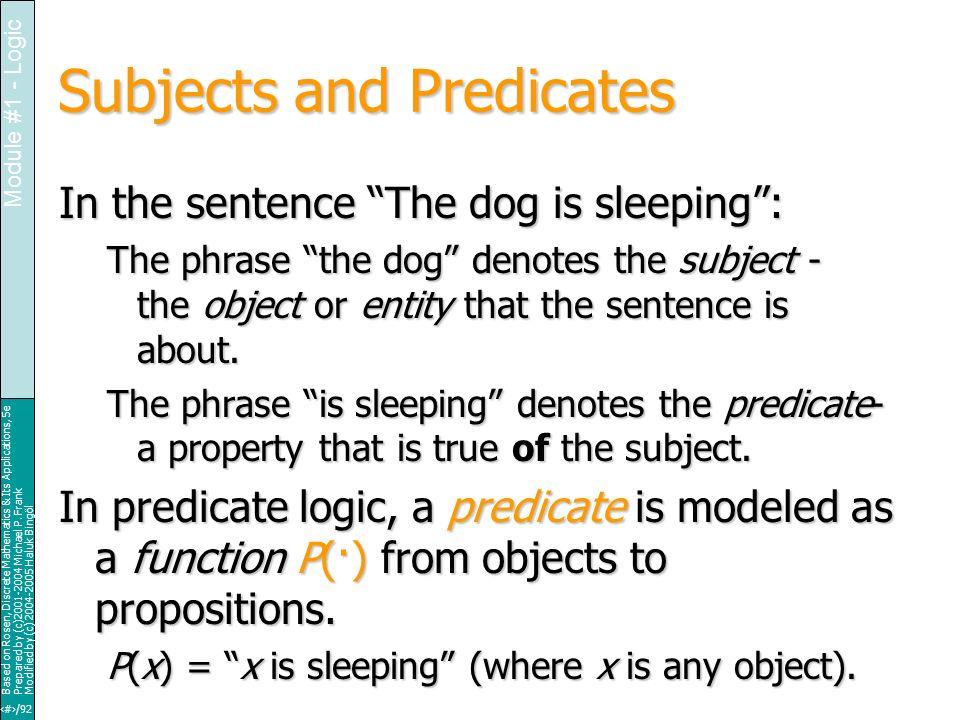 Based on Rosen, Discrete Mathematics & Its Applications, 5e Prepared by (c)2001-2004 Michael P.