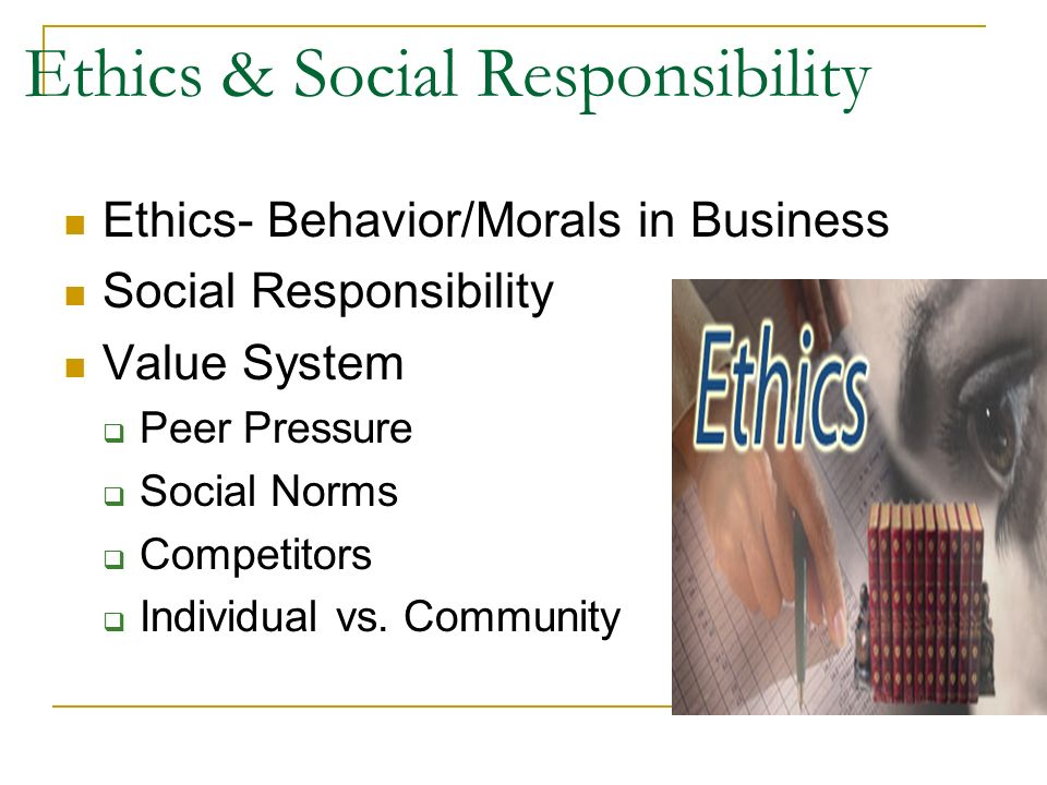 ethical responsibilities of celebrities Because celebrities are so often in the public spotlight, do they have ethical responsibilities to set example.