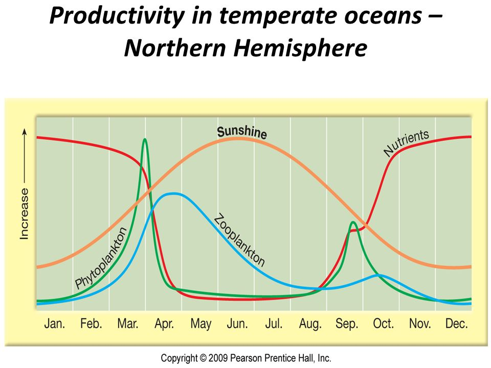 Biological Productivity In Polar Regions Of The Northern Hemisphere