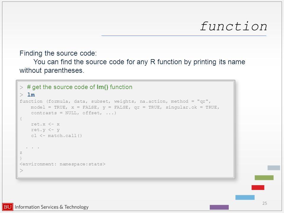 Programming in R coding, debugging and optimizing Katia