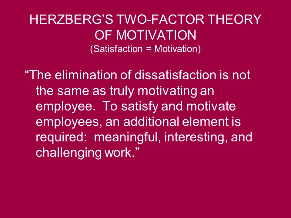 improving a teams motivation satisfaction and An employee questionnaire designed to generate enthusiasm and gauge employee morale and job satisfaction apply inc 5000 us apply inc gilliland and his.