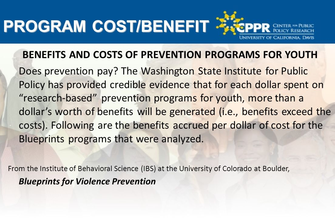 Whats in those cost of crime estimates rudy haapanen center for 2 program malvernweather Choice Image
