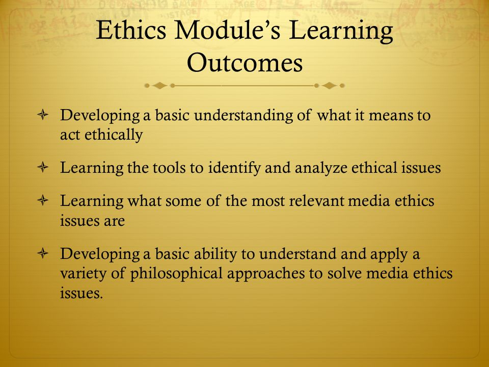 ethical learning Ethics dilemma tool ethics dilemma is an interactive learning tool presenting five ethical standpoints the user will learn about his or her own ethical standpoint and experience how standpoints influence decisions.