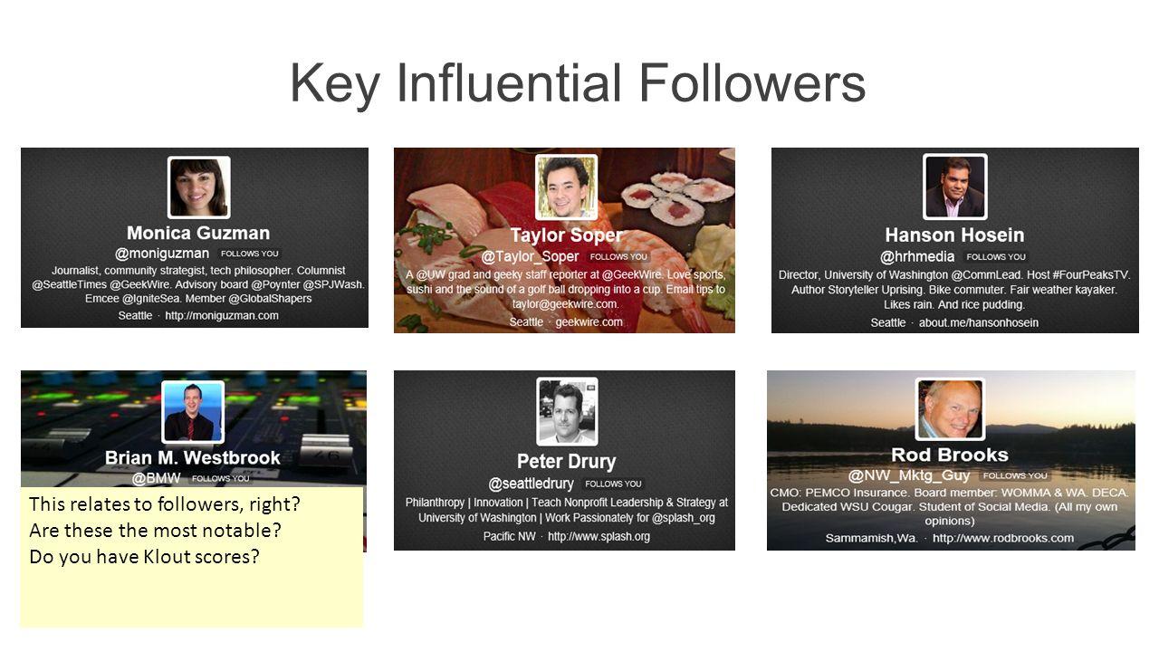Uw social media certificate program ppt download 4 key influential xflitez Gallery
