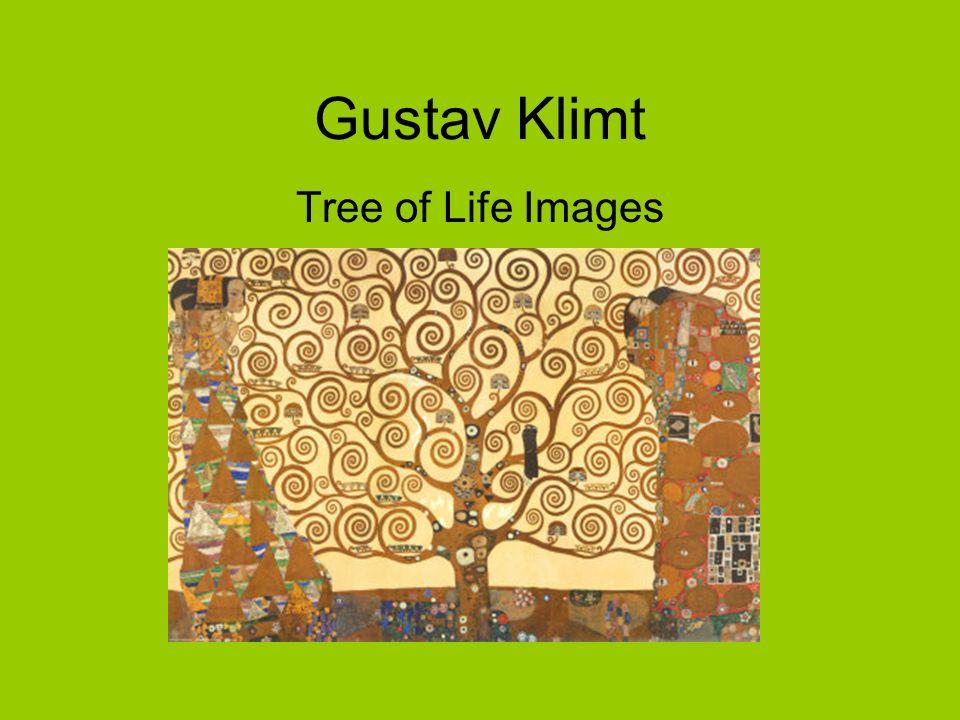 Gustav Klimt Tree of Life Images. Gustav Klimt (July 14, 1862 ...
