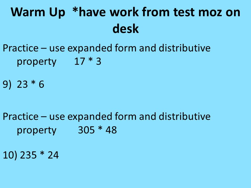 Warm Up Have Work From Test Moz On Desk Practice Use Expanded