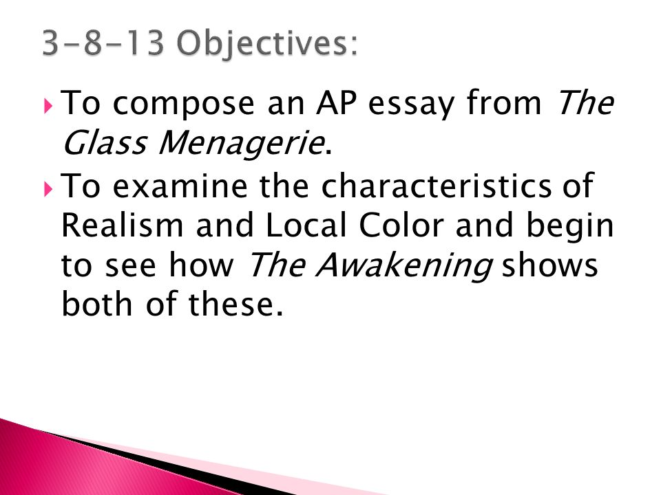 to compose an ap essay from the glass menagerie  to examine the  to compose an ap essay from the glass menagerie