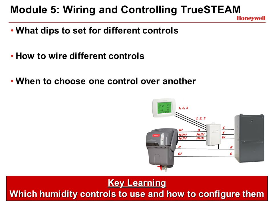 "module 5 wiring and controls truesteamâ""¢ humidification systems 20 module"