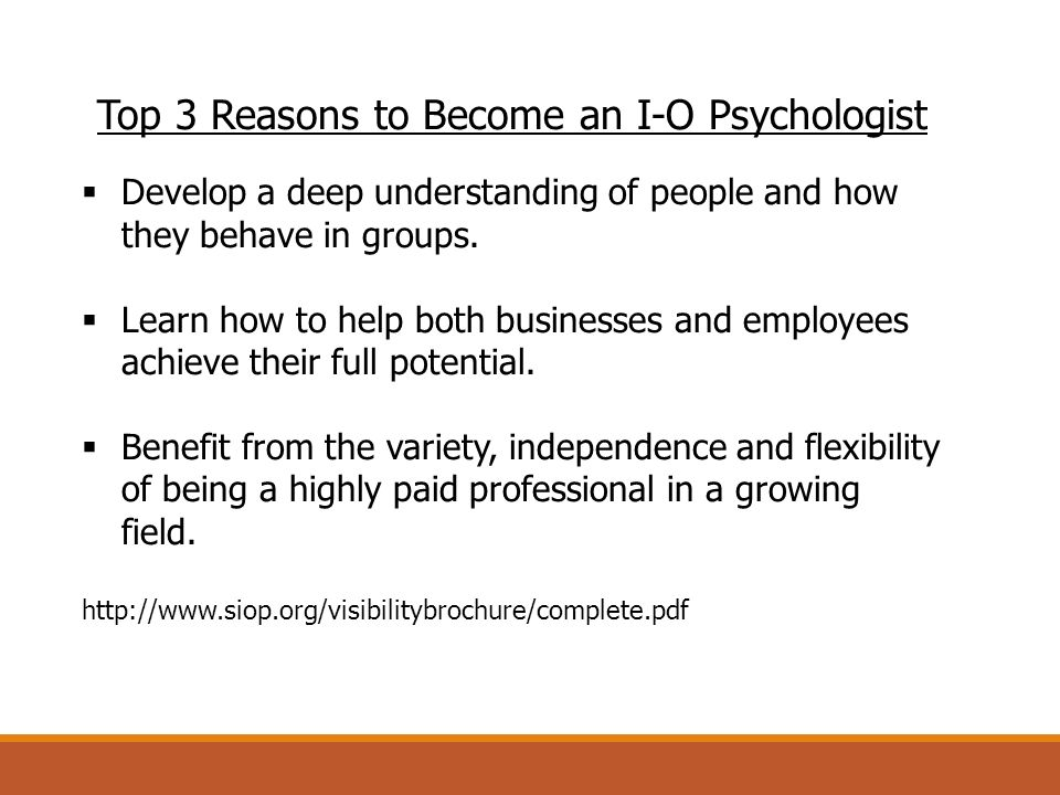 Reasons To Become A Clinical Psychologist
