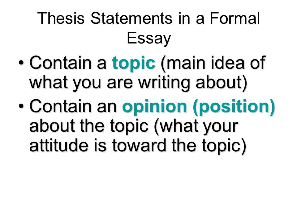 And la dissertation fran�aise important