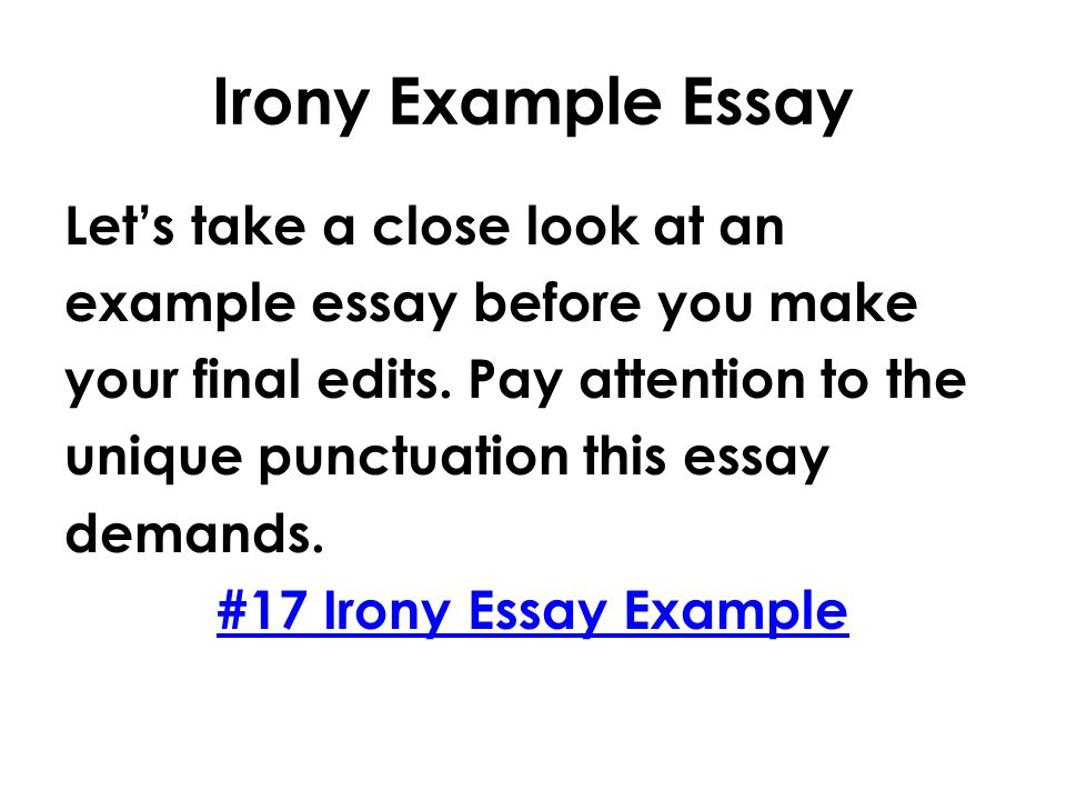 Essay On Irony In On A Secret That S Dramatic Irony Christopher