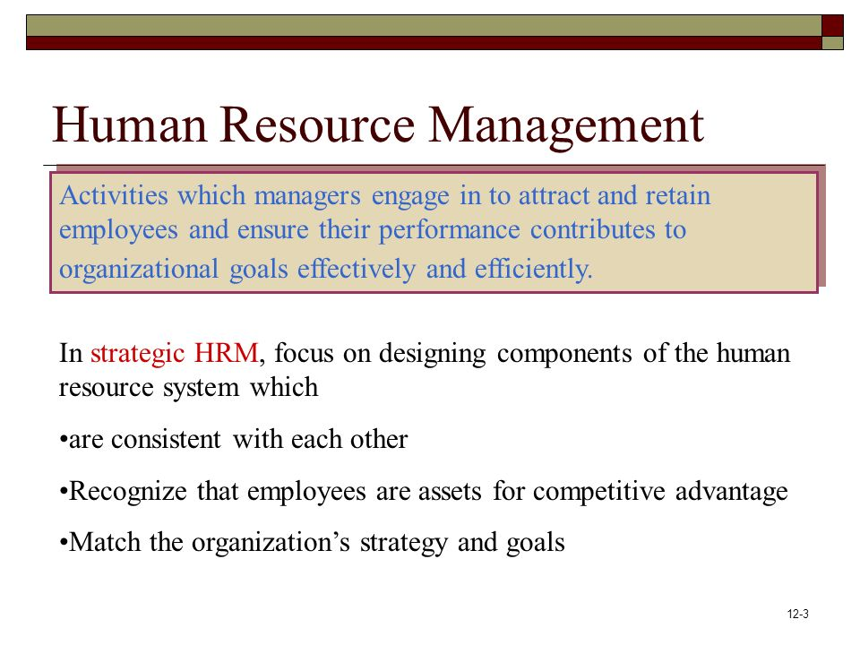 hr professionals role in organizational strategy