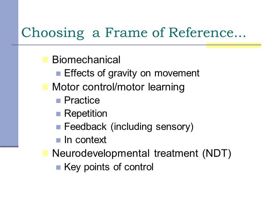 Child and Adolescent Occupations Impacted by Neuromotor Impairments ...