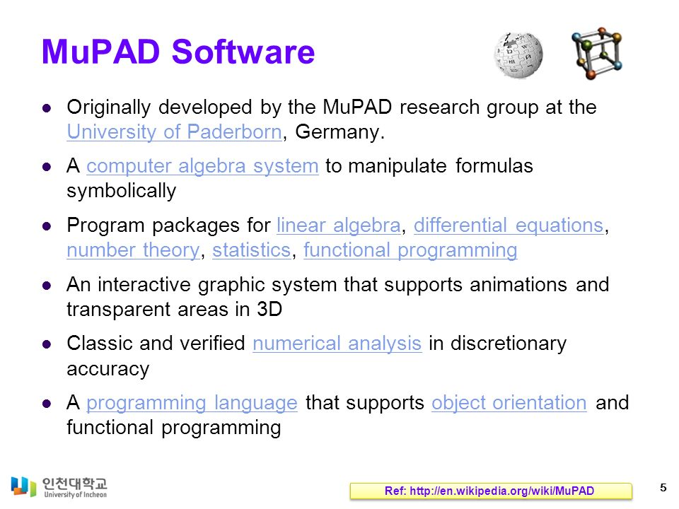 Len Paderborn chapter 2 steps in mupad matlab for scientist and engineers