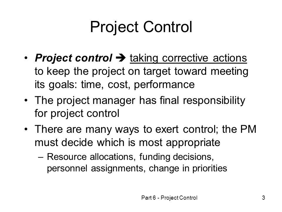 project part 6