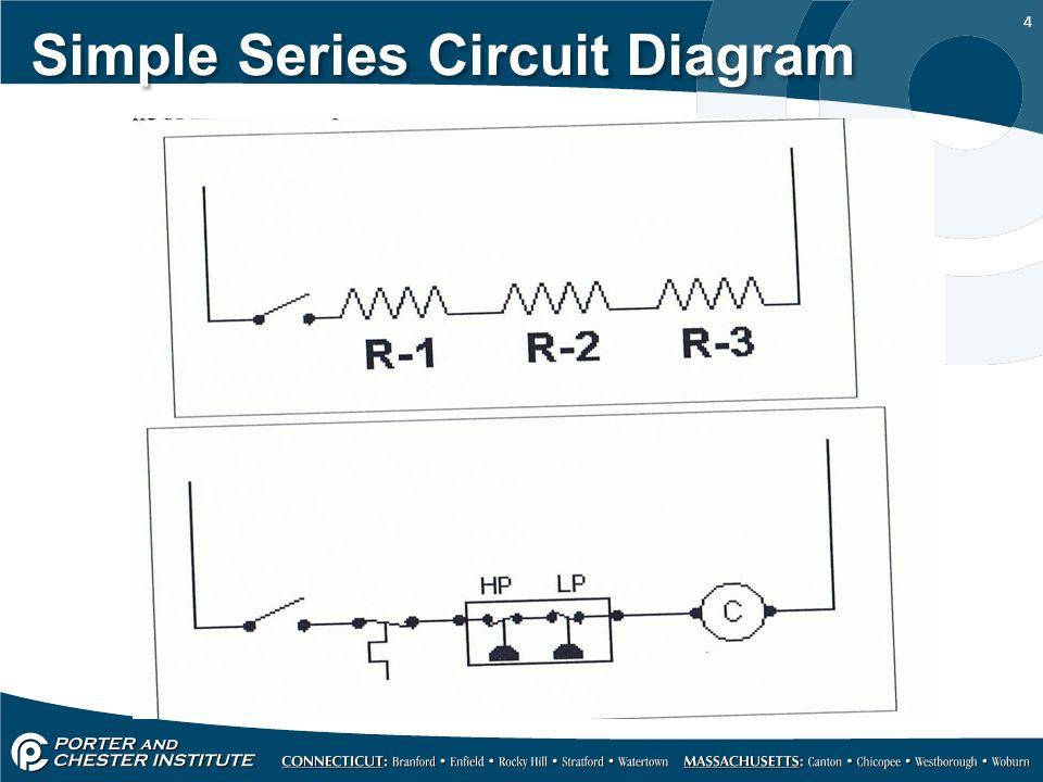 4 Simple Series Circuit Diagram