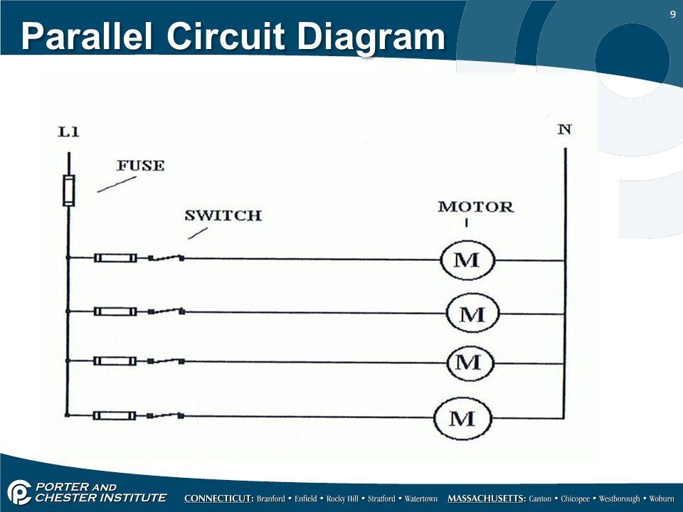 9 Parallel Circuit Diagram