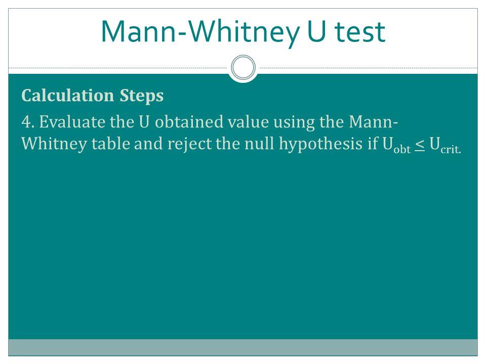 mann whitney r