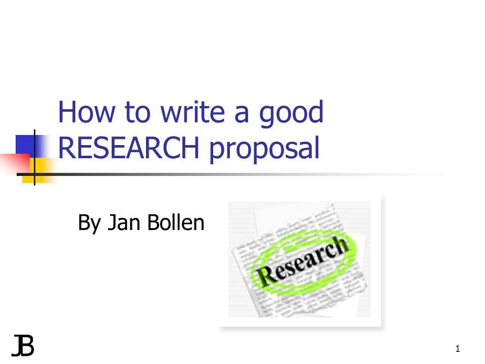 Define Dissertation Proposal