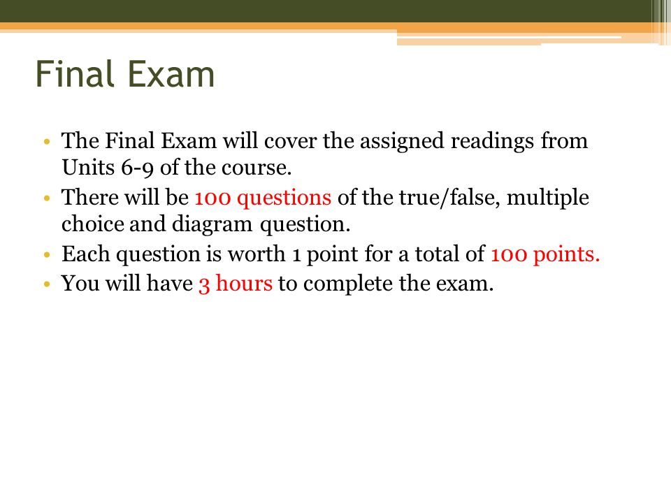Magnificent Anatomy And Physiology 1 Final Exam Review Frieze ...