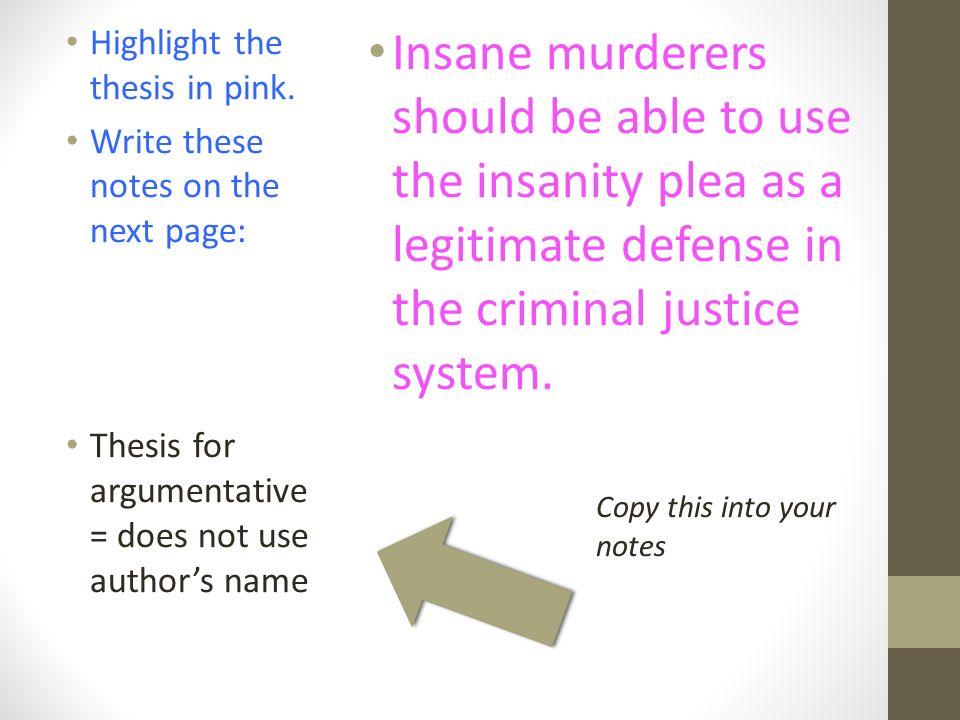 sample argumentative essay please glue the sample into the  3 highlight