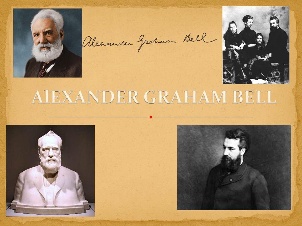 a biography of alexander graham bell