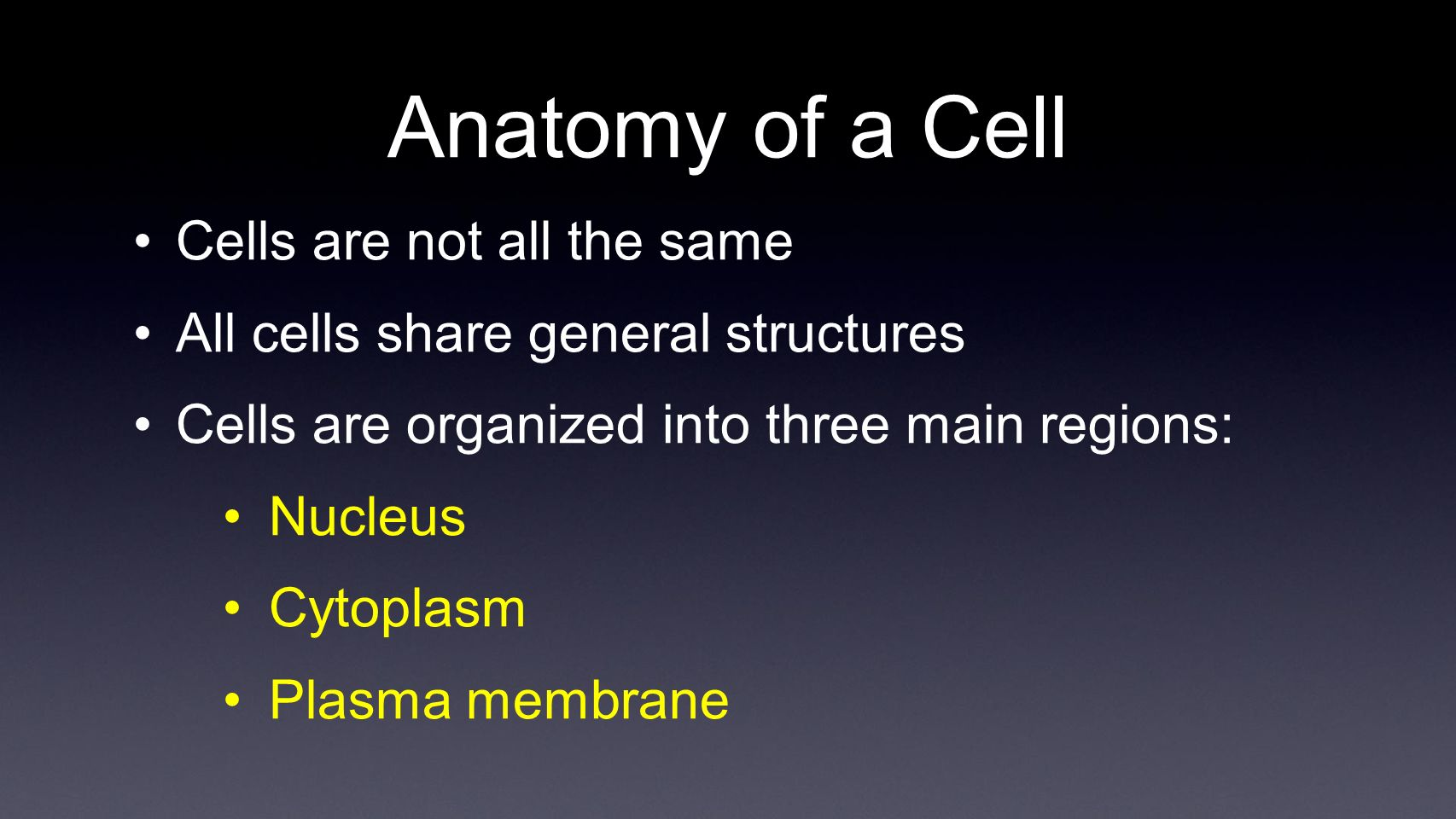 Unit 3 Cells The Living Units Cells Basis Of Life Highly