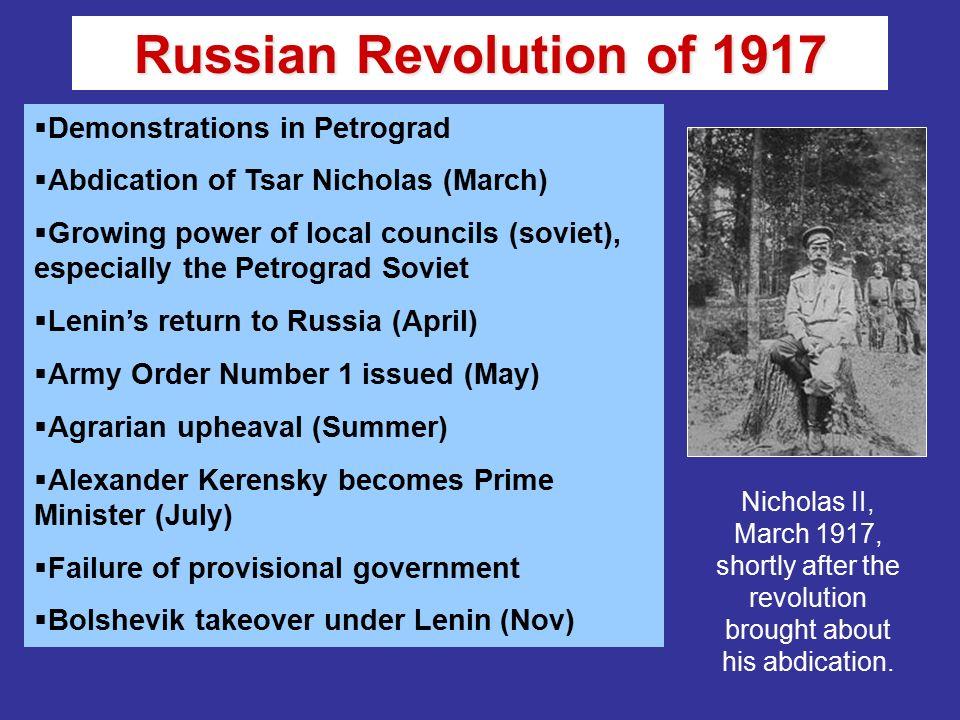 Russian Revolution Please Drop Me