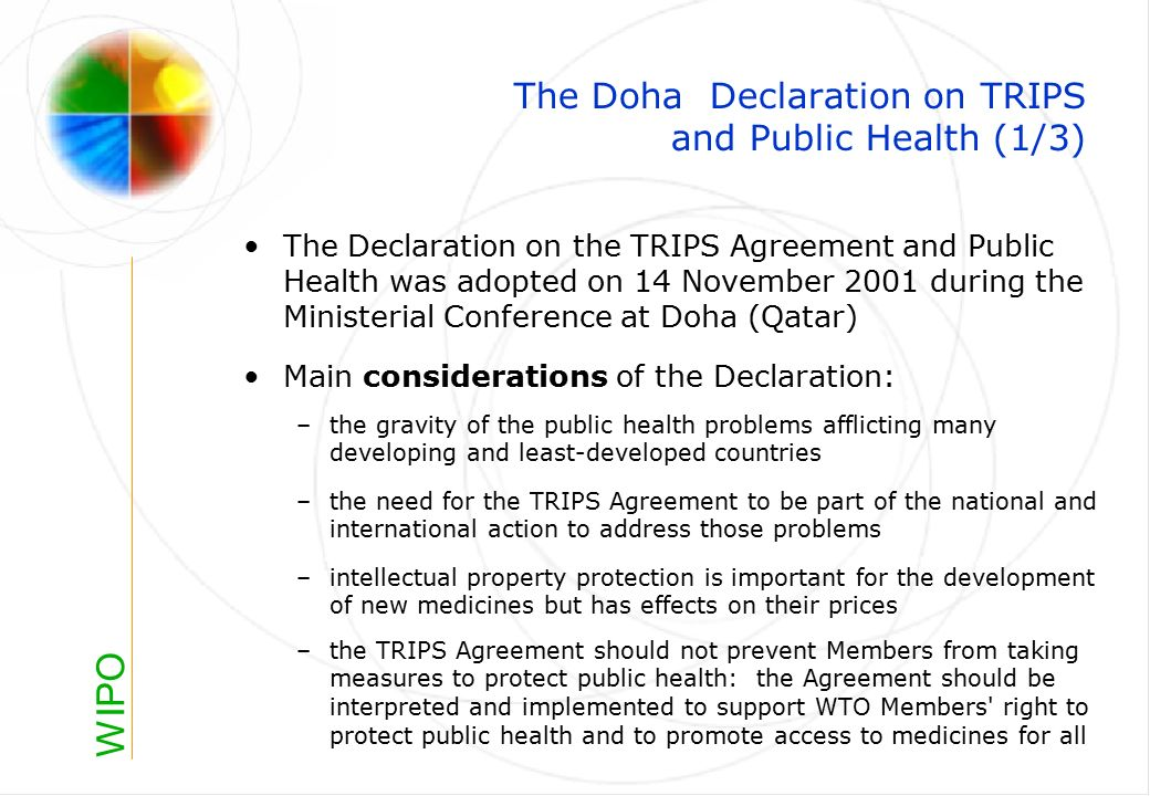 china as a member of the trips agreement on the path of implementation essay Presentation - free download as pdf file (pdf), text file (txt) or read online for free.