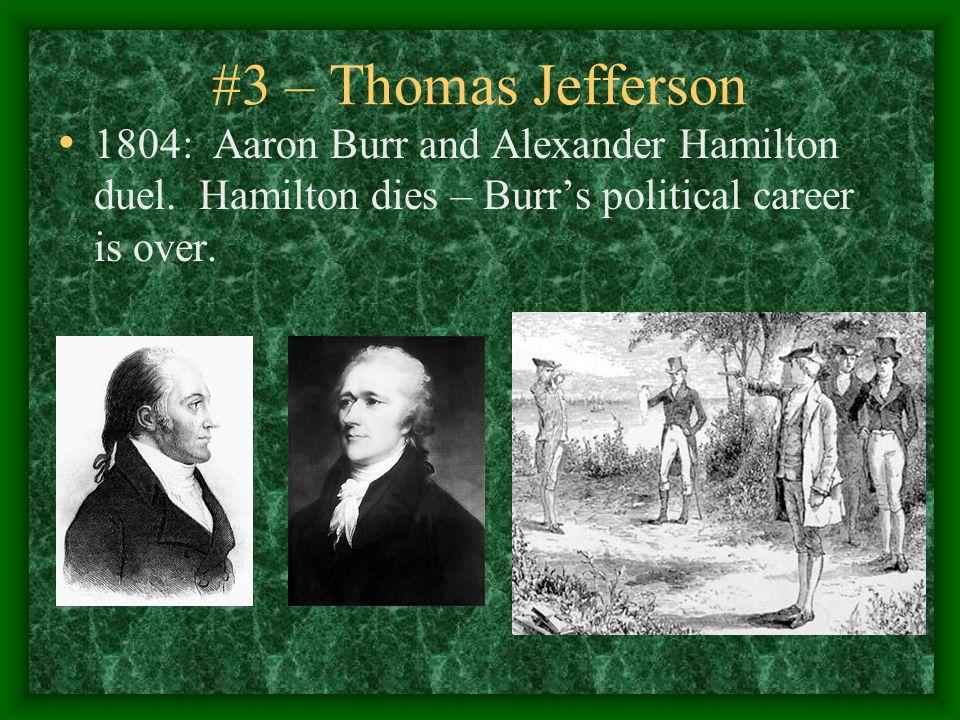 thomas jefferson and alexander hamilton
