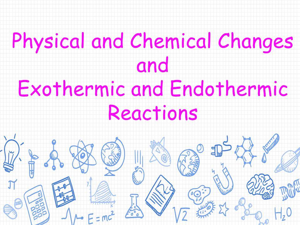 Printables Exothermic And Endothermic Reactions Worksheet exothermic and endothermic reactions worksheet davezan ks3 intrepidpath