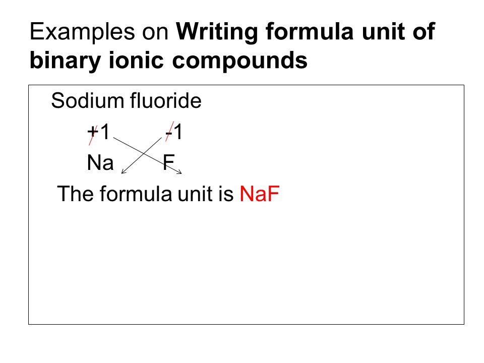 Naf Compound