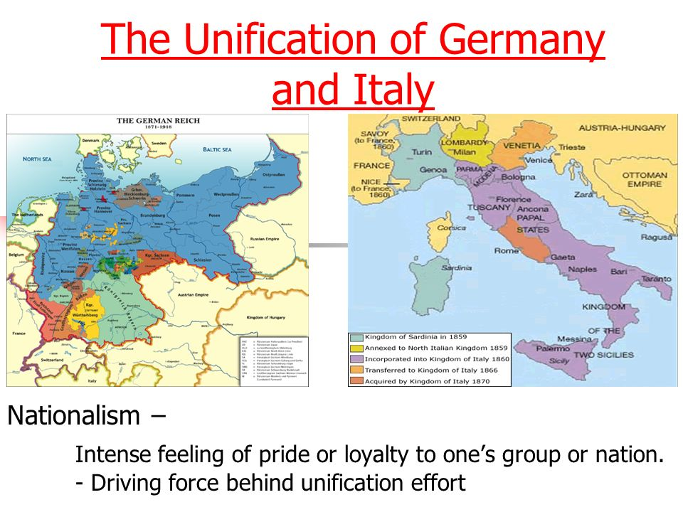 the unification of germany essay