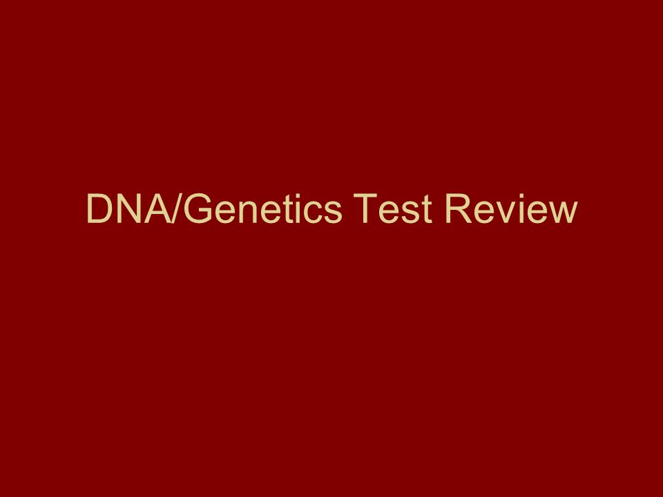 Dnagenetics test review what is dna dna is our genetic blueprint 1 dnagenetics test review malvernweather Image collections