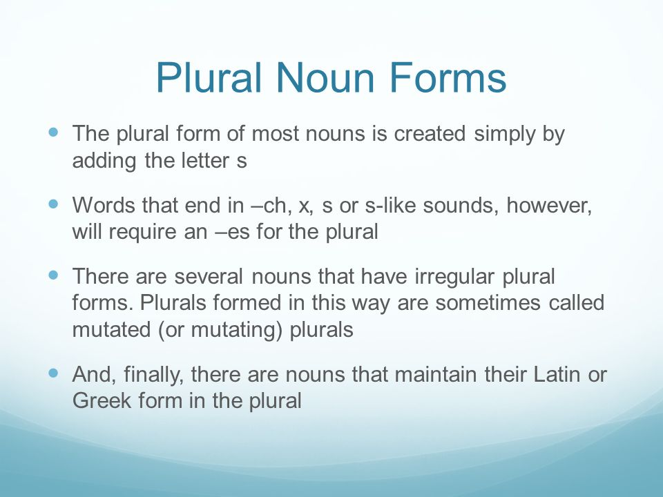 Plurals (s) vs. Possessives ('s) Where and when to use (or not use ...