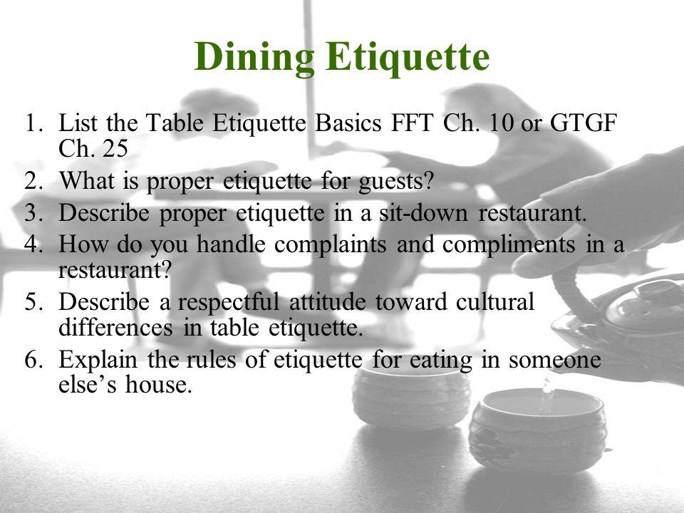 Dining Room Etiquette In Victorian Era Decor