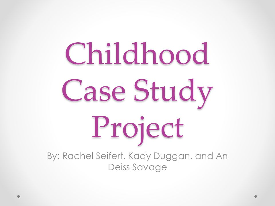 children case study Case study: ten year old child with severe dyslexia this study discusses a ten year old elementary school student with significant levels of dyslexia you will notice the weighing of factors and the considerations discussed.