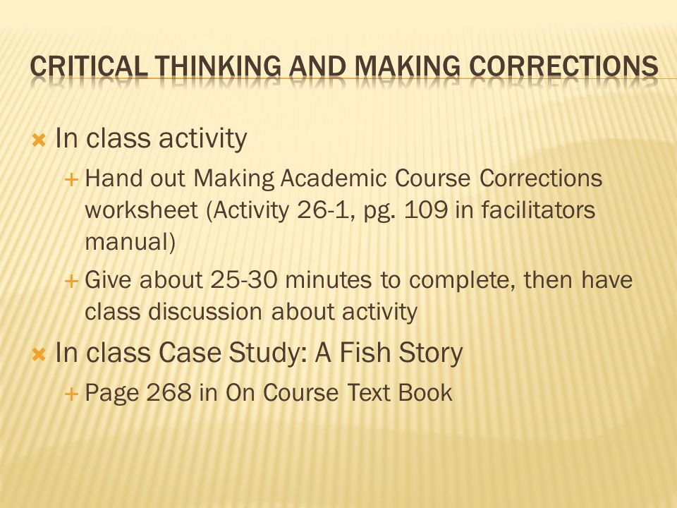 critical thinking classroom activities college 10 Minute Critical Thinking Activities for English Classes